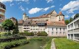 Le château de Porrentruy © Reto Duriet