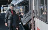 Die Bahnhof-Paten erteilten Hilfeleistungen an Kundinnen und Kunden